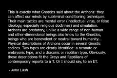 John_Lash_Quote_Gnostics_Archons_Extraterrestrials__UFO_Reptilians_Spirituality_Metaphysics_Spiritual_Greys_Grays_Religion