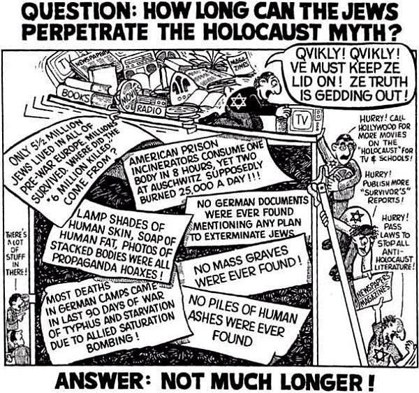 root causes of the holocaust and
