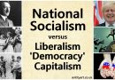 National Socialism vs Liberalism, 'Democracy' and Capitalism