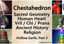 Chestahedron – Sacred Geometry – Human Heart – Vril Energy – Ancient History  – Religion – Hollow Earth, Part 2