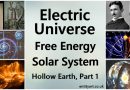 Electric Universe – Free Energy – Solar System – Hollow Earth, Part 1 (Tesla, Schauberger, Russell etc)