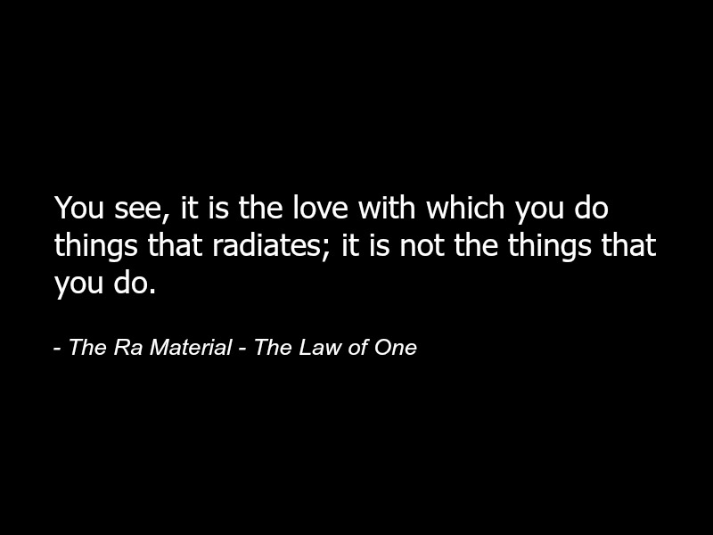 the law of one ra pdf