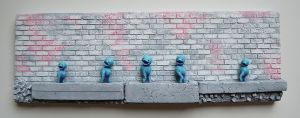 wall sculpture blue beings (2).JPG